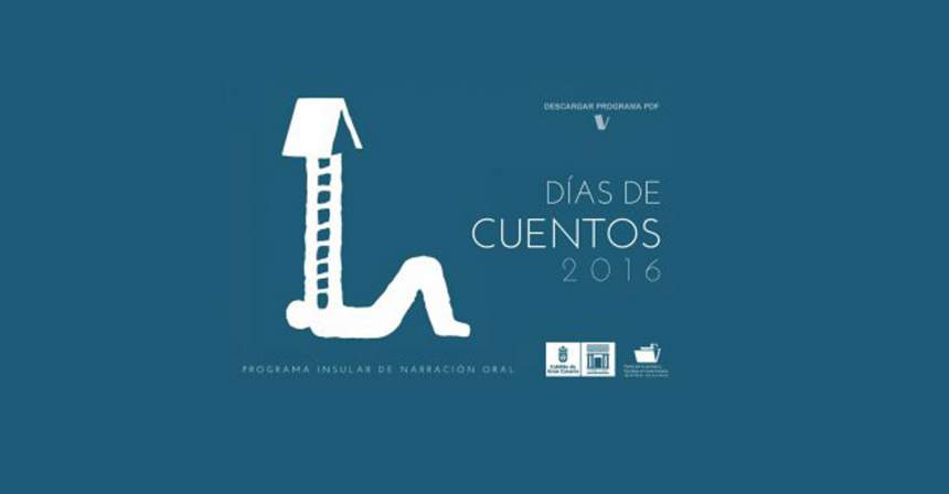 Dias De Cuentos 2016 Las Palmas
