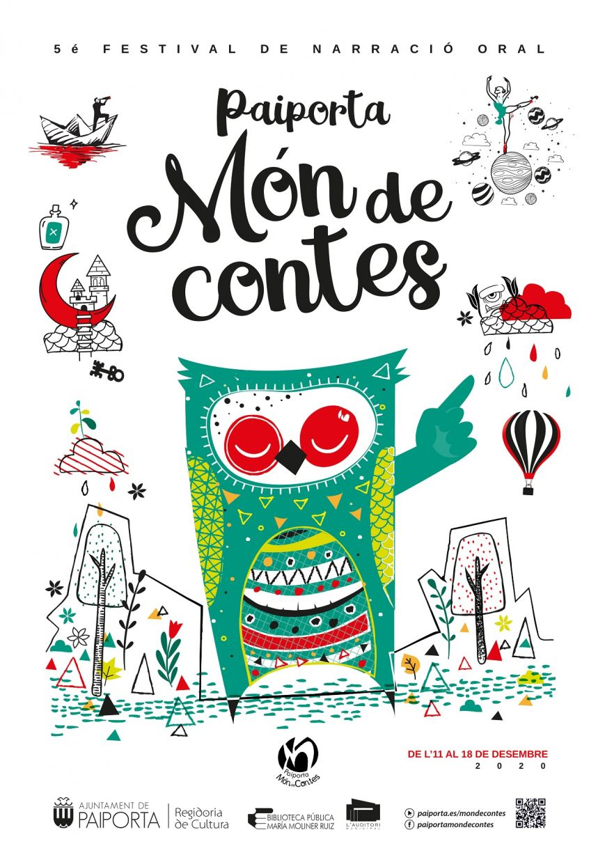 Festival Paiporta Mon De Contes 2020 Ines Bengoa
