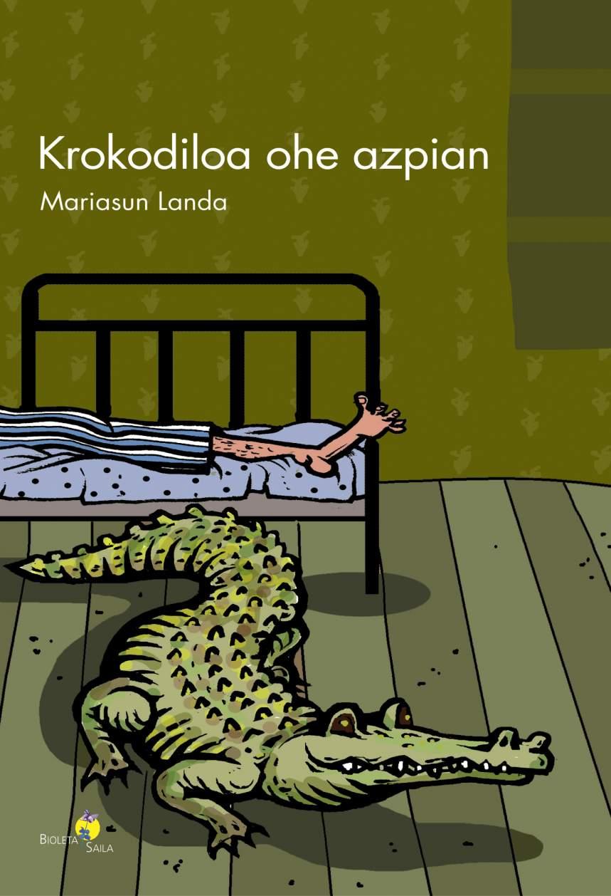 Krokodiloa Ohe Azpian Mariasun Landa