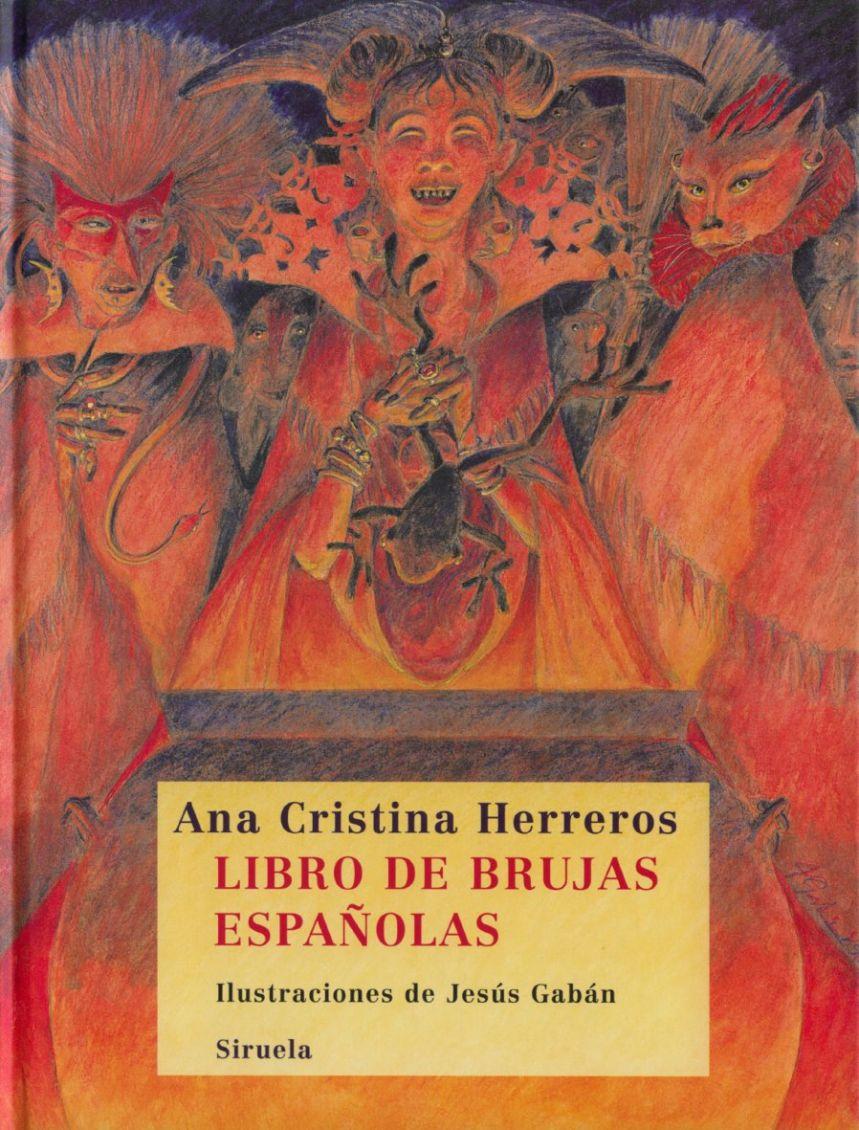 Libro De Brujas Espanolas