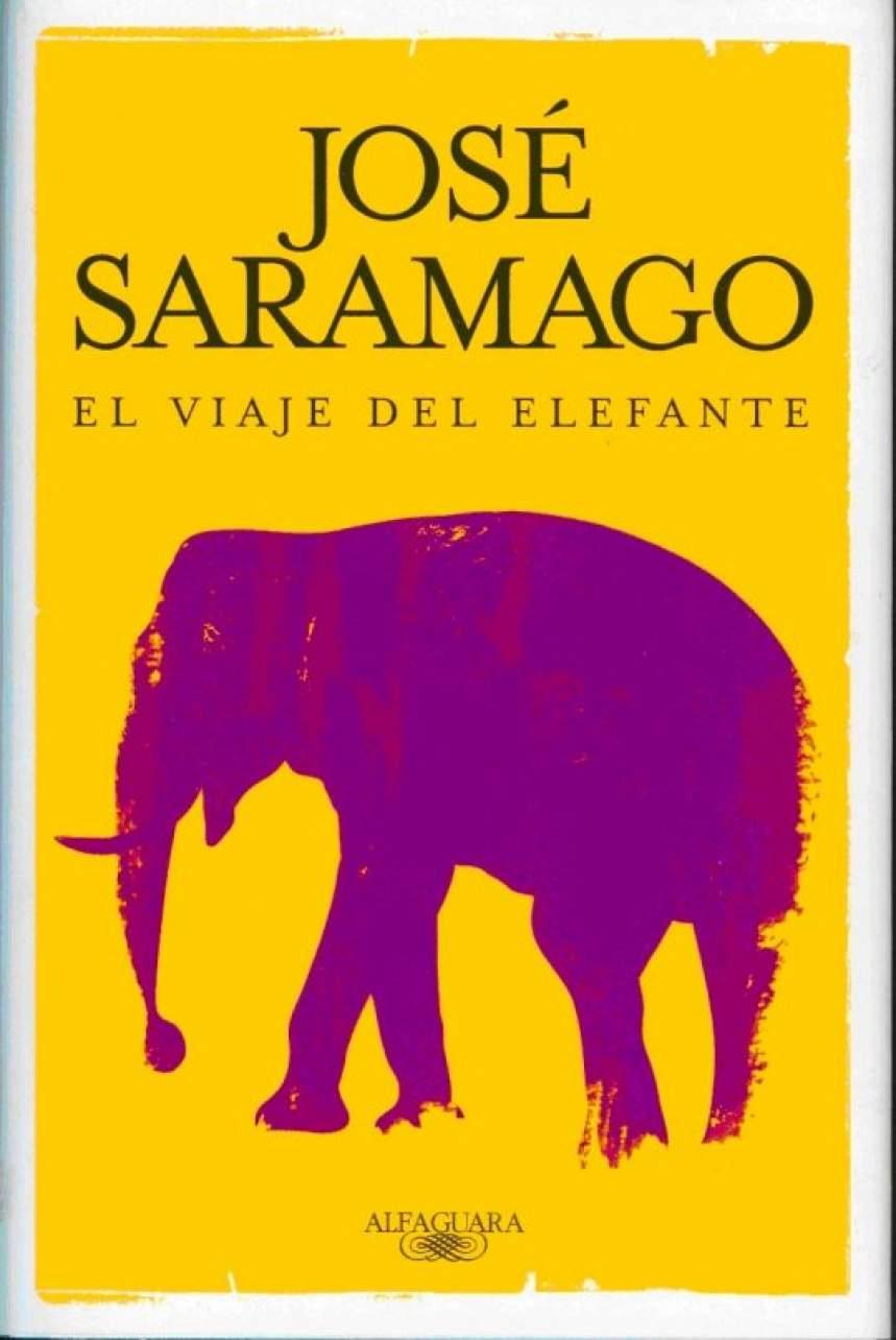 El viaje del elefante de Jose Saramago