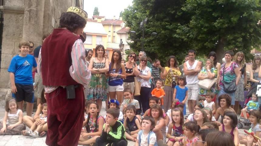 Semana Medieval Estella 2013 2