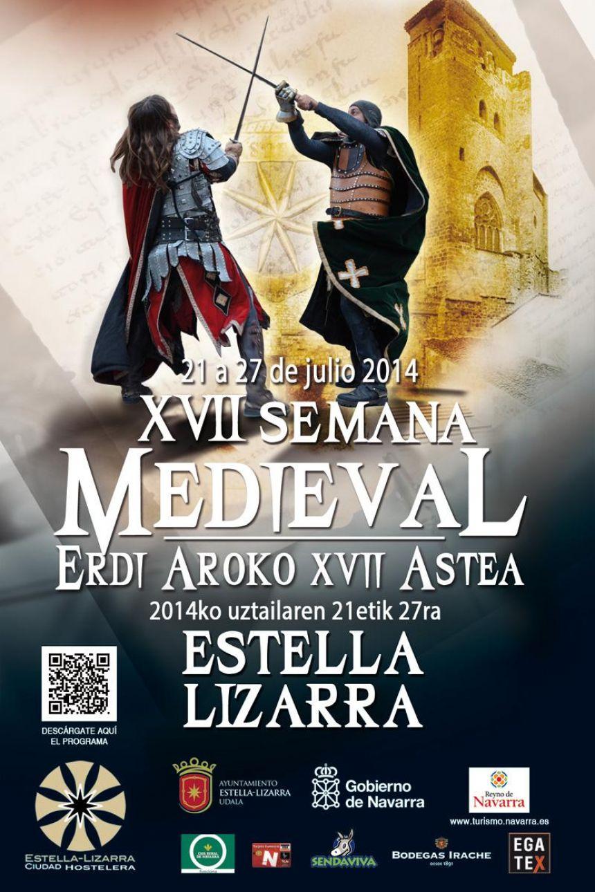 Xvii Semana Medieval De Estella