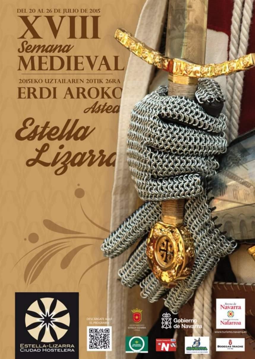 XVIII Semana Medieval De Estella